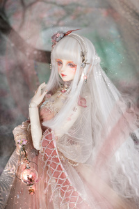 1/3 BJD Girl,Flower god,Gladys