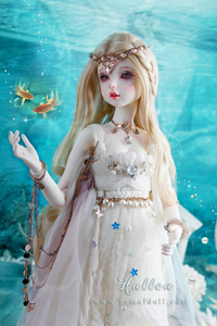 1/3 BJD girl, Hallea,Atlantis