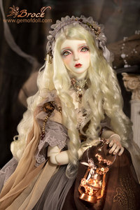 1/3 BJD Girl,Night god,Block