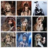 【Black Friday】All 1/4 bjd doll price order page,free shipping