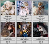 【Black Friday】In-stock limited fullset doll,free shipping,free shipping