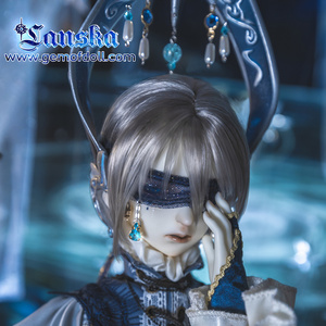 1/4 bjd, Blind National Teacher ,Lanska【Limited to 100 fullsets worldwide】