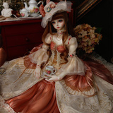 1/3 bjd lucy outfit