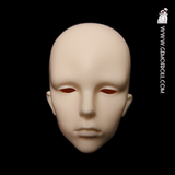 1/3 bjd carben  head