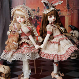 1/6 bjd ebby and Lilis outfit